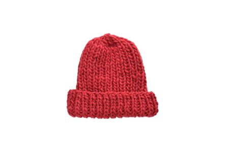 czerwona czapka